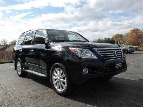 2009 Lexus LX 570 for sale at TAPP MOTORS INC in Owensboro KY