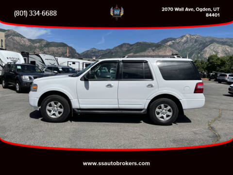 2014 Ford Expedition for sale at S S Auto Brokers in Ogden UT