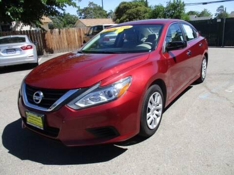 2016 Nissan Altima for sale at Grace Motors in Manteca CA
