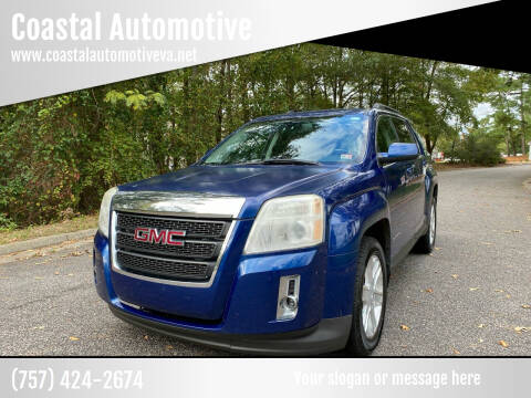 2010 GMC Terrain for sale at Coastal Automotive in Virginia Beach VA
