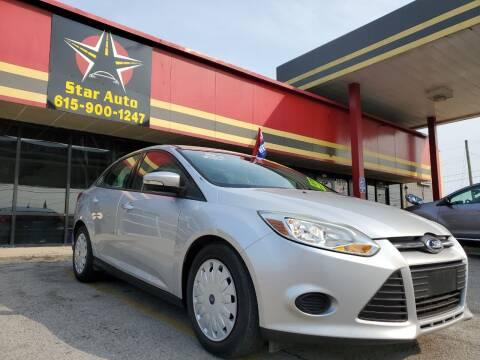 2014 Ford Focus for sale at Star Auto Inc. in Murfreesboro TN