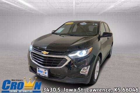 2020 Chevrolet Equinox for sale at Crown Automotive of Lawrence Kansas in Lawrence KS