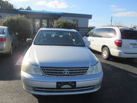 2003 Toyota Avalon for sale at Olde Mill Motors in Angier NC