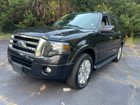 2013 Ford Expedition for sale at Peach Auto Sales in Smyrna GA