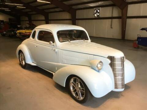 1938 Chevrolet coupe for sale at SHAKER VALLEY AUTO SALES - Classic Cars in Enfield NH
