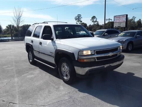 2005 Chevrolet Tahoe for sale at FAMILY AUTO BROKERS in Longwood FL