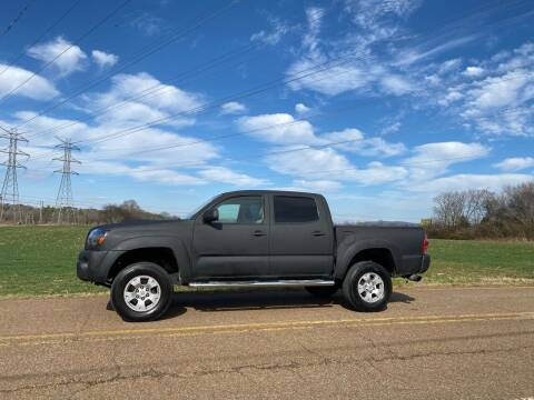 2006 Toyota Tacoma for sale at Tennessee Valley Wholesale Autos LLC in Huntsville AL