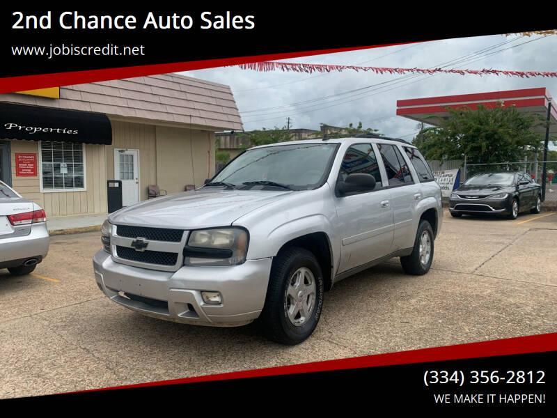 2009 Chevrolet TrailBlazer for sale at 2nd Chance Auto Sales in Montgomery AL