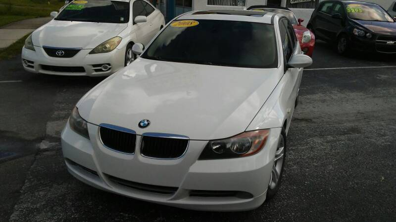 2008 BMW 3 Series for sale at Sunray Auto Sales Inc. in Holiday FL