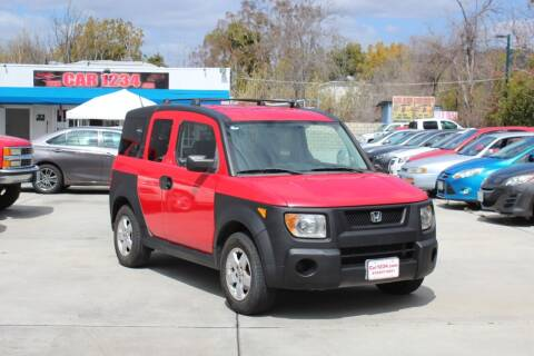 2005 Honda Element for sale at Car 1234 inc in El Cajon CA