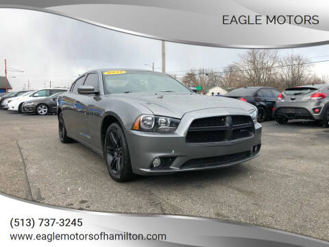 2011 Dodge Charger for sale at Eagle Motors in Hamilton OH