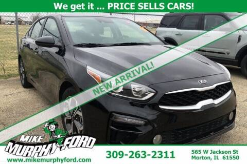 2020 Kia Forte for sale at Mike Murphy Ford in Morton IL