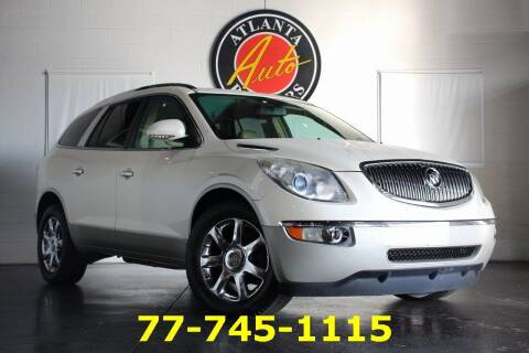 2010 Buick Enclave for sale at Atlanta Auto Brokers in Cartersville GA