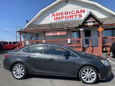 2015 Buick Verano for sale at American Imports INC in Indianapolis IN