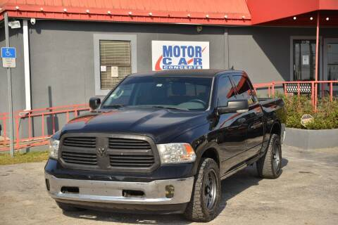 2015 RAM Ram Pickup 1500 for sale at Motor Car Concepts II - Kirkman Location in Orlando FL