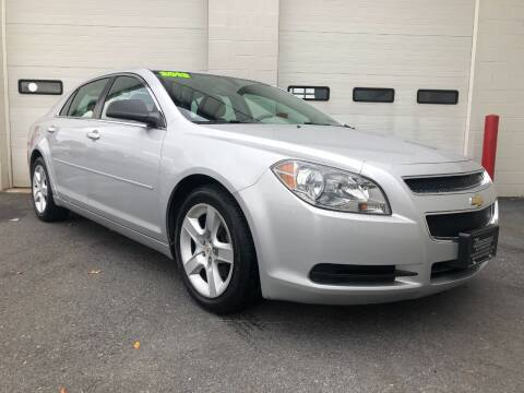 2012 Chevrolet Malibu for sale at Zimmerman's Automotive in Mechanicsburg PA