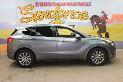 2019 Buick Envision for sale at Sundance Chevrolet in Grand Ledge MI