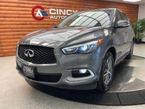 2020 Infiniti QX60 for sale at Dixie Motors in Fairfield OH