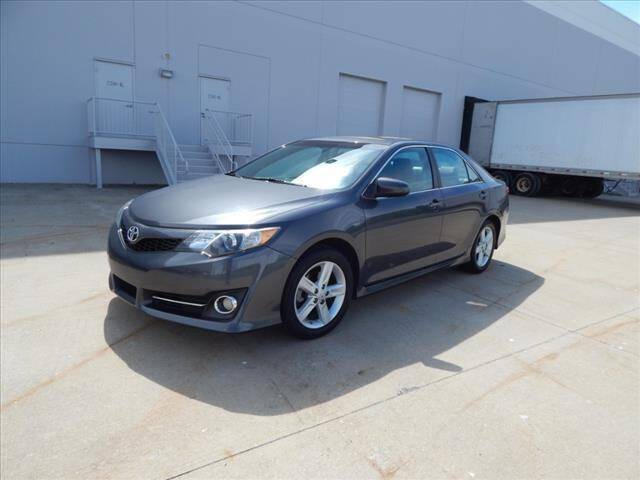 2012 Toyota Camry for sale at Elite Motors INC in Joppa MD