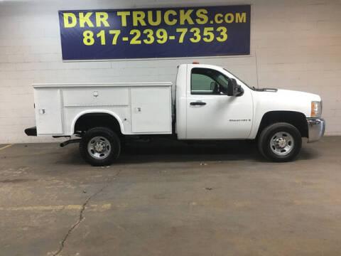 2008 Chevrolet Silverado 2500HD for sale at DKR Trucks in Arlington TX
