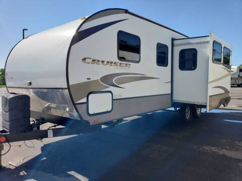 2013 Crossroads Crusier air for sale at Ultimate RV in White Settlement TX