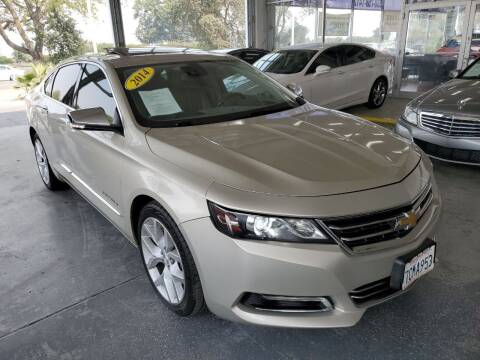 2014 Chevrolet Impala for sale at Sac River Auto in Davis CA