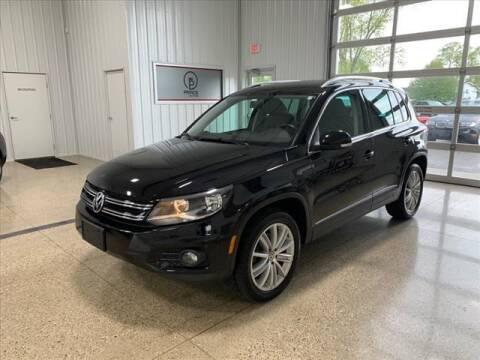 2013 Volkswagen Tiguan for sale at PRINCE MOTORS in Hudsonville MI