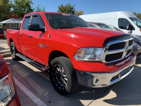 2016 RAM Ram Pickup 1500 for sale at Excellence Auto Direct in Euless TX