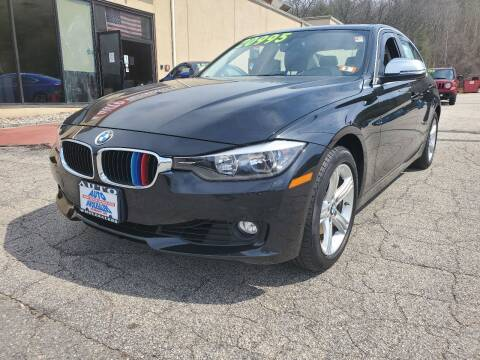 2015 BMW 3 Series for sale at Auto Wholesalers Of Hooksett in Hooksett NH