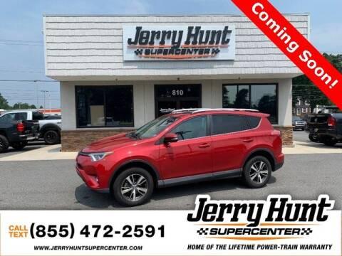 2016 Toyota RAV4 for sale at Jerry Hunt Supercenter in Lexington NC