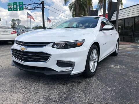 2018 Chevrolet Malibu for sale at Gtr Motors in Fort Lauderdale FL