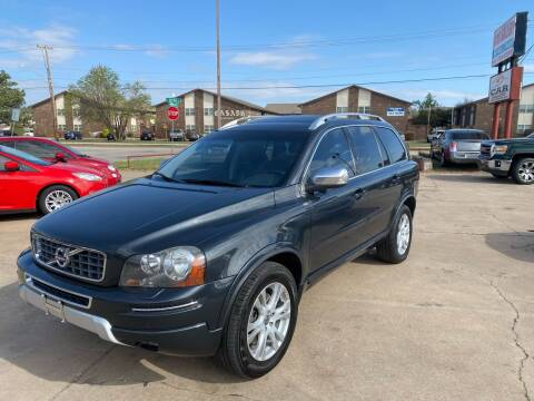 2013 Volvo XC90 for sale at Car Gallery in Oklahoma City OK