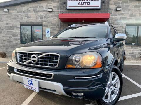 2013 Volvo XC90 for sale at GREENVILLE AUTO & RV in Greenville WI