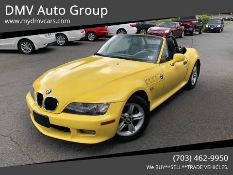 2002 BMW Z3 for sale at DMV Auto Group in Falls Church VA