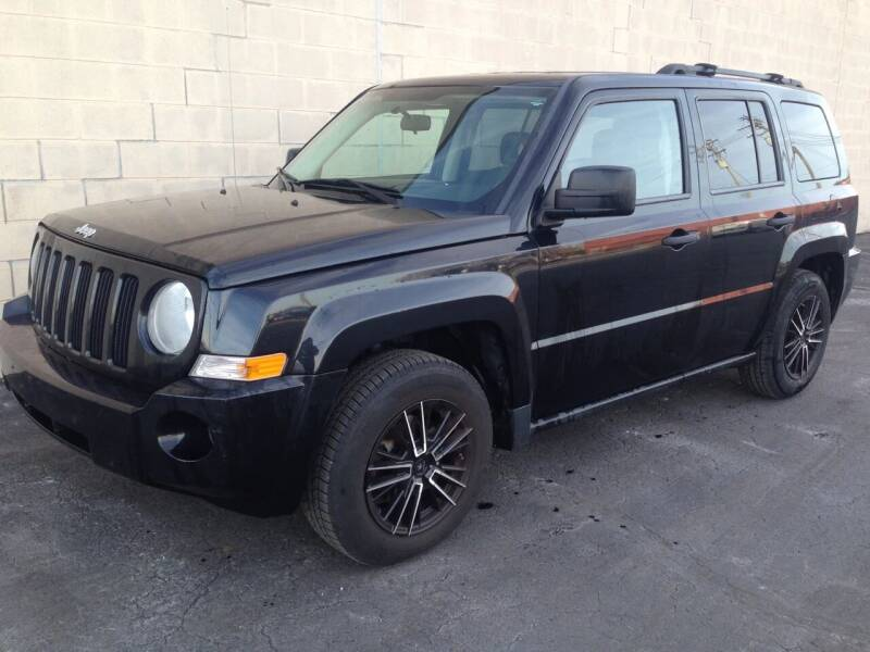 2008 Jeep Patriot for sale at Scott's Automotive in West Allis WI
