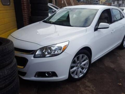 2014 Chevrolet Malibu for sale at Cj king of car loans/JJ's Best Auto Sales in Troy MI