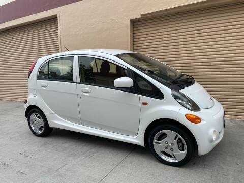 2012 Mitsubishi i-MiEV for sale at MILLENNIUM CARS in San Diego CA