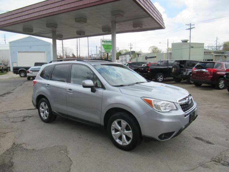 2014 Subaru Forester for sale at Perfection Auto Detailing & Wheels in Bloomington IL