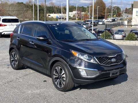 2013 Kia Sportage for sale at CU Carfinders in Norcross GA