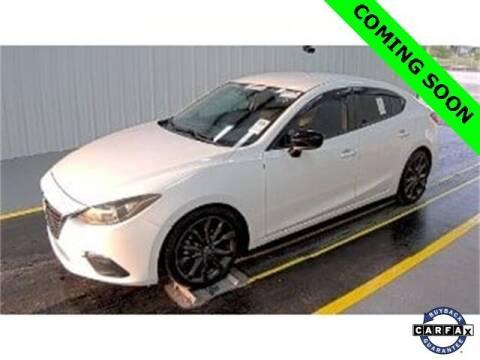 2014 Mazda MAZDA3 for sale at LAKESIDE MOTORS, INC. in Sachse TX