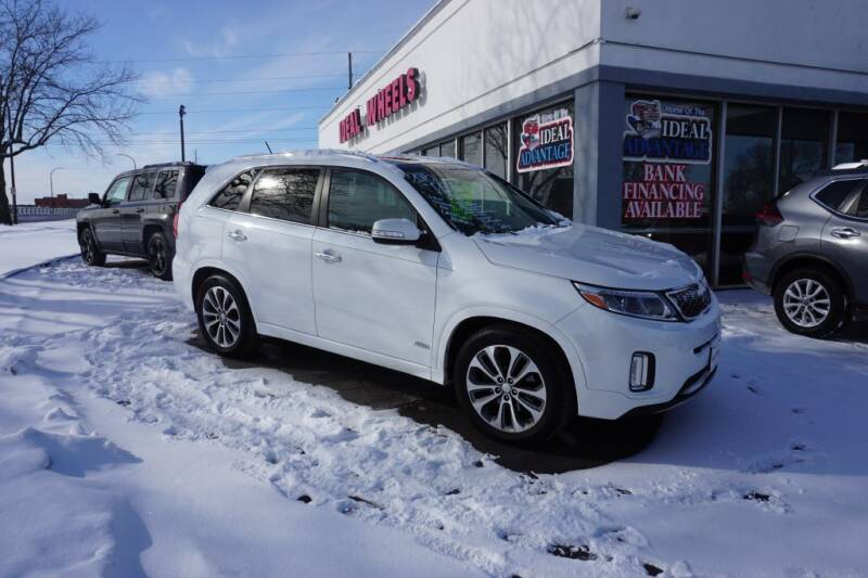 2015 Kia Sorento for sale at Ideal Wheels in Sioux City IA