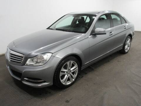 2013 Mercedes-Benz C-Class for sale at Automotive Connection in Fairfield OH