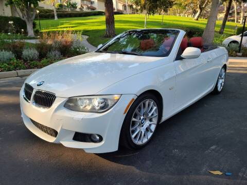 2012 BMW 3 Series for sale at E MOTORCARS in Fullerton CA