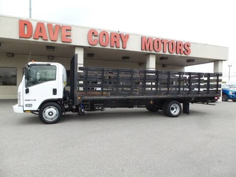 2013 Isuzu NRR for sale at DAVE CORY MOTORS in Houston TX
