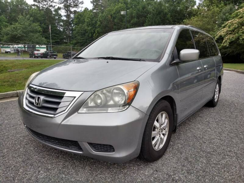 2010 Honda Odyssey for sale at Final Auto in Alpharetta GA