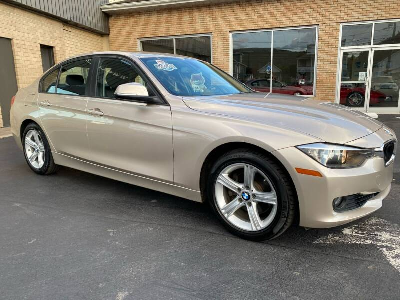 2013 BMW 3 Series for sale at C Pizzano Auto Sales in Wyoming PA