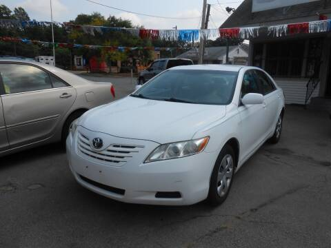 2009 Toyota Camry for sale at N H AUTO WHOLESALERS in Roslindale MA