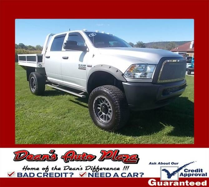 2015 RAM Ram Chassis 3500 for sale at Dean's Auto Plaza in Hanover PA