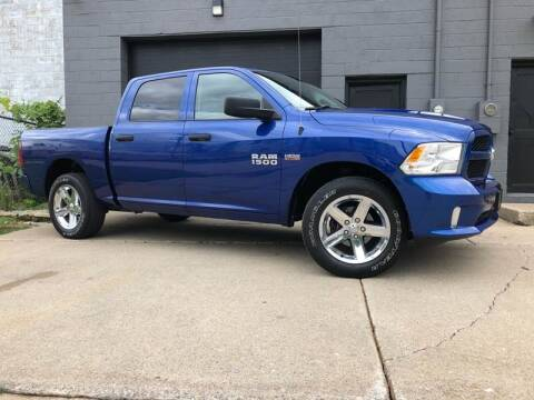 2015 RAM Ram Pickup 1500 for sale at Adrenaline Motorsports Inc. in Saginaw MI