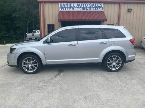 2014 Dodge Journey for sale at Daniel Used Auto Sales in Dallas GA
